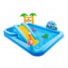 Детский водный игровой центр Intex Аквапарк 57161