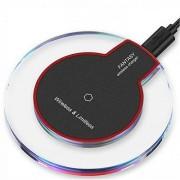 Беспроводное зарядное устройство QI Fantasy черный
