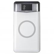 Беспроводное зарядное устройство Wireless Charger 10000 mAh White