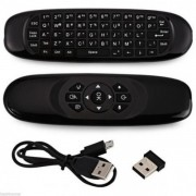Аэромышь с клавиатурой Air Mouse GTM I8 Black