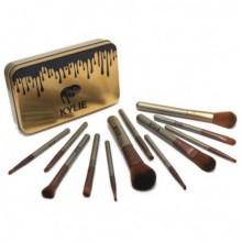 Набор кистей для макияжа Kylie Professional Brush Set 12 шт