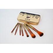 Набор кистей для макияжа Kylie Professional Brush Set 7 шт
