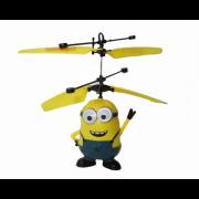 Летающая игрушка вертолет GTM Миньон