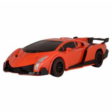 Машина-трансформер с пультом GTM Lamborghini Red