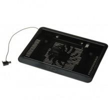 Подставка-кулер для ноутбука Notebook Cooler N19 с охлаждением