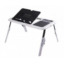 Подставка-столик для ноутбука с охлаждением E-Table