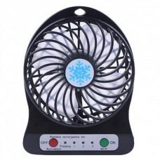 Мини-вентилятор Portable Fan Mini Черный