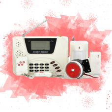 Охранная GSM сигнализация DOZOR A2 360