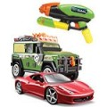 Машинки, модели техники и оружие (12)