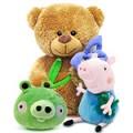 Мягкие игрушки, фигурки, куклы (2)