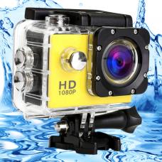 Экшн камера 1080P  с набором креплений для экстремального вида спорта и аквабоксом для защиты от воды CamAction A7 (Full HD)