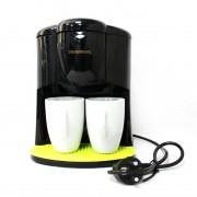 Кофеварка капельная, кофе машина Crownberg CB-1560 600 Вт