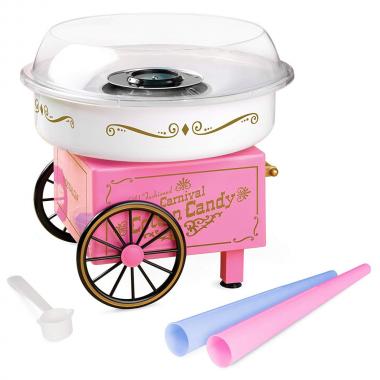 Аппарат для изготовления сладкой ваты Cotton candy maker