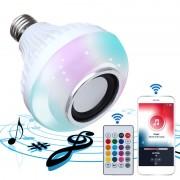 Музыкальная лампочка с USB и Bluetooth DabMusic E27