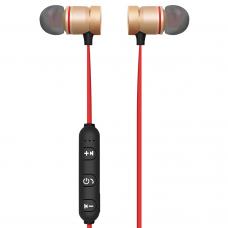 Беспроводные магнитные Bluetooth наушники с микрофоном и гарнитурой M5 Sport
