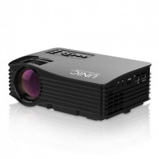 Проектор портативный мультимедийный UNIC 46 WIFI черный