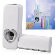 Автоматический дозатор зубной пасты и держатель щеток Juxin Kaixin D4 Белый