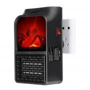 Обогреватель портативный Flame Heater 900 Вт
