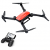 Радиоуправляемая игрушка, квадрокоптер с WI-FI камерой Air Musha X9TW Красный