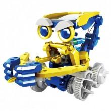 Конструктор-робот SOLAR ROBOT Animals на солнечной батарее 11 в 1 (KODD)