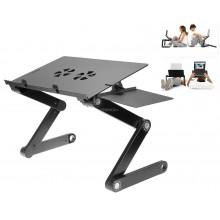 Столик стол подставка для ноутбука трансформер Laptop (4352321)