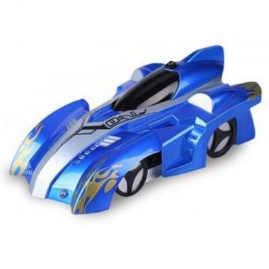 Антигравитационная машинка ZERO GRAVITY Синяя