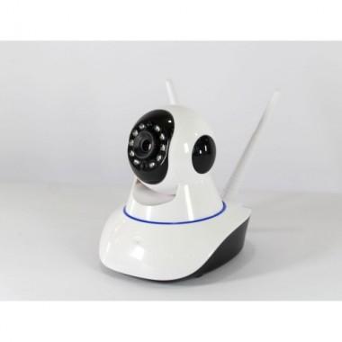 Беспроводная поворотная IP камера видеонаблюдения WiFi microSD 6030 (F00937423)