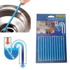 Палочки для чистки засоров труб SANI STICKS
