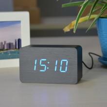 Настольные часы VST-863-5 Серый