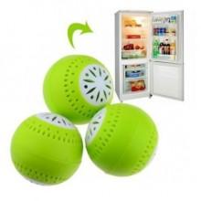 Поглотитель запахов для холодильника Fridge Balls в форме шарика