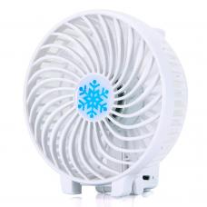 Портативный ручной вентилятор Memos handy mini fan Белый